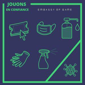 Notre Protocole d'Hygiène – Jouons en Confiance