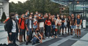 Escape Game Urbain à Chambéry avec l'Université de Savoie Mont Blanc